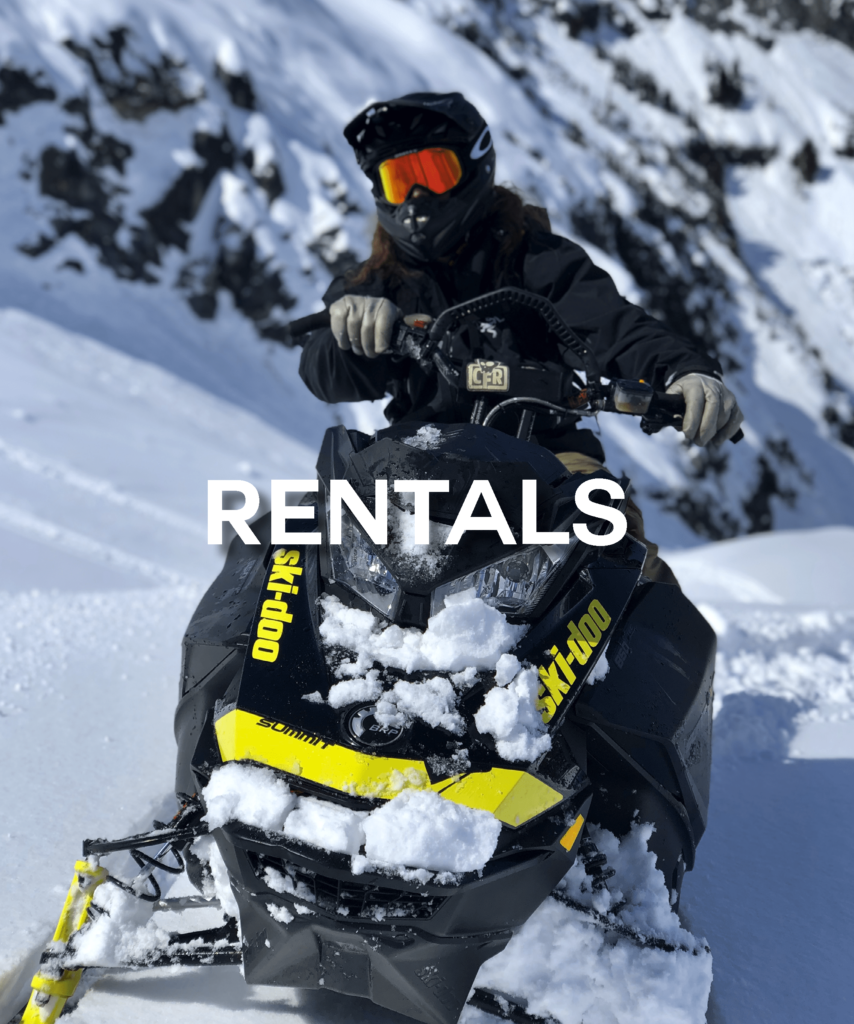 whistler snowmobile rentals